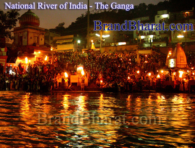 National River of India Ganga